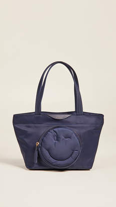 Anya Hindmarch East West Mini Chubby Wink Tote