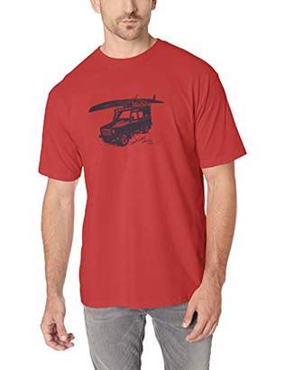 Quiksilver Waterman Men's Seto Gorge T-Shirt