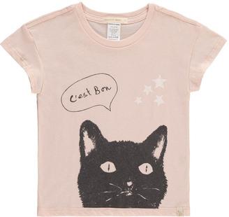 ATSUYO ET AKIKO Lara Cat T-Shirt $70.80 thestylecure.com