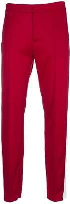Valentino Contrasting Band Track Pants