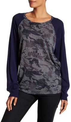 Zadig & Voltaire Crisp Printed Cashmere Sweater $445 thestylecure.com