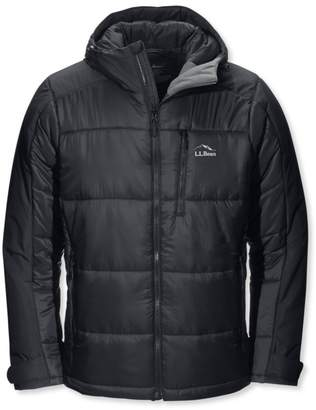 L.L. Bean L.L.Bean Men's PrimaLoft Heater Hooded Jacket