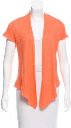 Eileen Fisher Linen Short Sleeve Cardigan