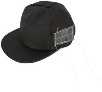 Rick Owens stitched patch cap