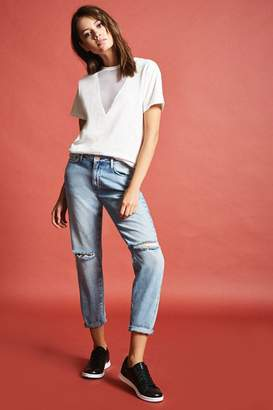 Forever 21 Girlfriend Jeans