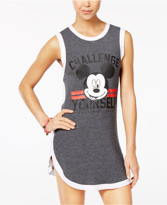Disney Juniors' Mickey Mouse Challenge Yourself Dress $29 thestylecure.com