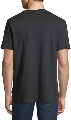 Wesc Men's Max Matchstick T-Shirt, Black