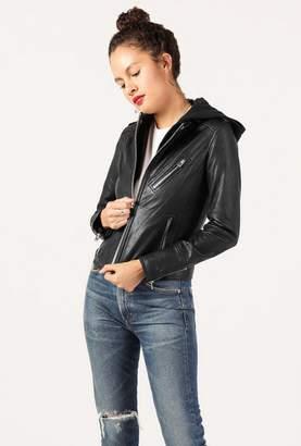 Doma Moto Hooded Jacket