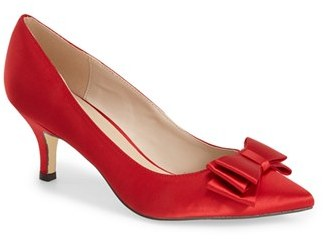 Women's Menbur 'Pechora' Satin Pump $136.95 thestylecure.com