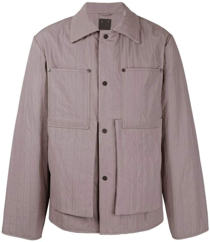 Craig Green buttoned light-weight jacket
