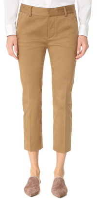 DSQUARED2 Cool Girl Cropped Pants $465 thestylecure.com
