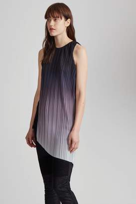 4b1479edb Great Plains Fade Out Jersey Asymmetric Top