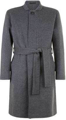 Acne Studios Wool-Cashmere Belted Coat