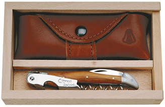 Jean Dubost Le Thiers Wine Corkscrew & Wooden Box