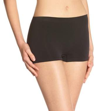 Skin'up Women's Boxer affinant micro-encapsulé Plain unicolor Girdle - - (Brand size: XL)