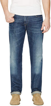 J Brand Cole Relaxed Straight Leg Fit Jeans