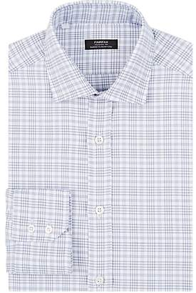 Fairfax Men's Plaid Cotton Dress Shirt