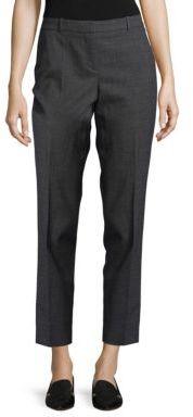 BOSS Tiluna Ankle Pants $275 thestylecure.com