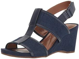 Easy Spirit Women's Lalani3 Wedge Sandal