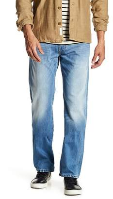 Diesel Larkee Relaxed Straight Jeans