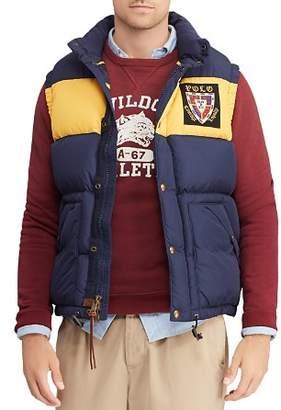 Polo Ralph Lauren Water-Repellent Down Vest