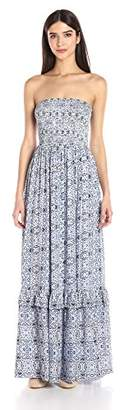 Cooper & Ella Women's Nina Maxi Dress