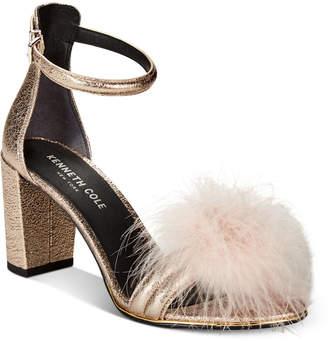 Kenneth Cole New York Women Lex 3 Dress Sandals Women Shoes