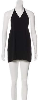 SOLACE London Sleeveless Mini Dress w/ Tags