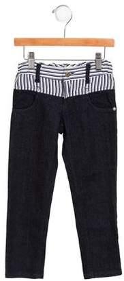 Marni Junior Girls' Straight-Leg Jeans