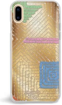 Zero Gravity Maze iPhone X Case