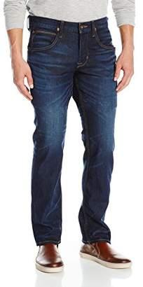 Hudson Men's Byron Five-Pocket Straight-Leg Jean