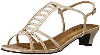 Annie Shoes Women's Lassi Sandal $59.95 thestylecure.com