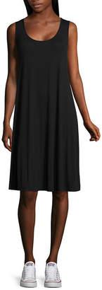 A.N.A Sleeveless Swing Dress - Tall
