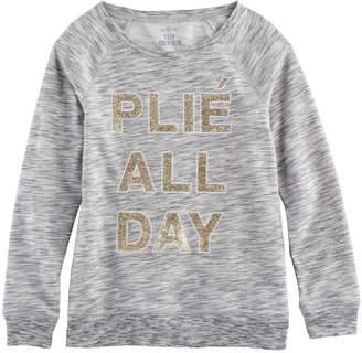 So Girls 7-16 & Plus Size SO Cozy Fleece Pullover Top