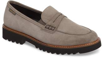 27b62a8339b Grey Penny Loafers - ShopStyle