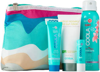Coola Classic Sport Organic Suncare Travel Set