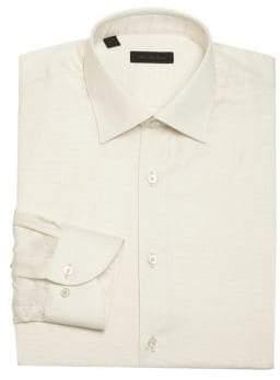 COLLECTION Regular-Fit Cotton Dress Shirt