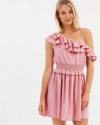 Atmos & Here ICONIC EXCLUSIVE - Jacinta Frill Dress