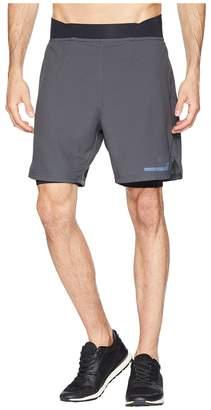 2XU Run 2-in-1 Compression 7 Shorts Men's Workout