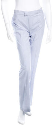 Boy. by Band of Outsiders Straight-Leg Seersucker Pants $95 thestylecure.com