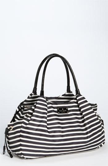 Kate Spade 'stevie' Baby Bag