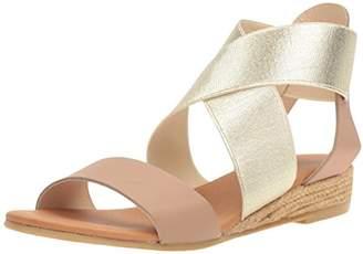 Andre Assous Women's Malta Wedge Sandal