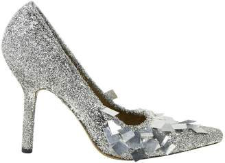 Gucci Silver Other Heels