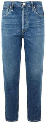 Citizens of Humanity Liya High-Rise Classic Fit Jeans