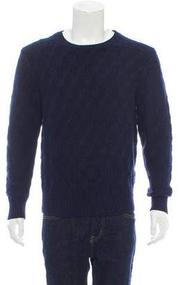 Jack Spade Knit Crew Neck Sweater