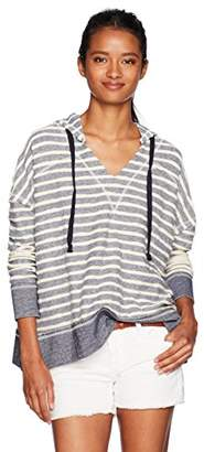 Rip Curl Women's Hotline Stripe Pullover Hoodie