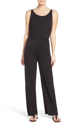 Women's Leith Cover-Up Jumpsuit $65 thestylecure.com