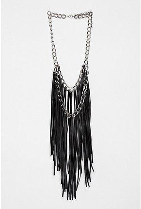 Marino Fringe Necklace