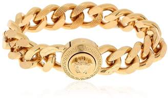Versace Medusa Flat Chain Bracelet