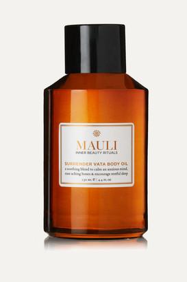 Mauli Rituals - Surrender Vata Body Oil, 130ml - one size